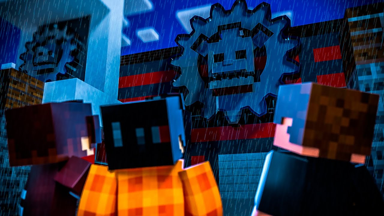 Minecraft: Five Nights at Freddy's 4 - O RETORNO A INDÚSTRIA DE ANIMATRONICS! #15