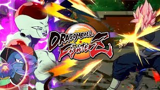 I'VE BEEN...SHOT?! Dragon Ball FighterZ - Ranked Matches