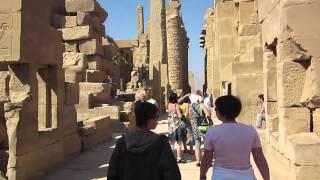 Карнакский храм ч.3,Египет 2013(, 2013-03-13T07:29:06.000Z)