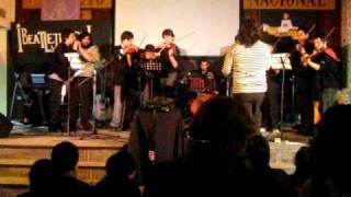 Academia Beatlemanía y Orquesta del Instituto Nacional 2009 - ¡Beatlejuice! - Eleanor Rigby
