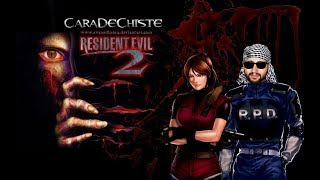 Resident Evil 2 (Speedrun Any%) Lado A Leon - gameplay Español