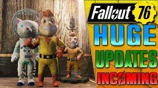 Vault Raid XP & Power Armor Bug Fixes Incoming!! - Fallout 76 Patch 13 News!!