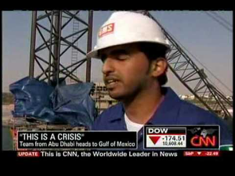 Deepwater Horizon - May 13, 2010 - CNN -Abu Dhabi crew comes to rescue