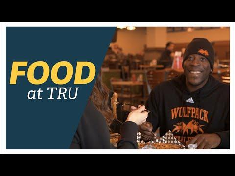 Thompson Rivers University Campus Tour - Food! (Part 5 of 7)