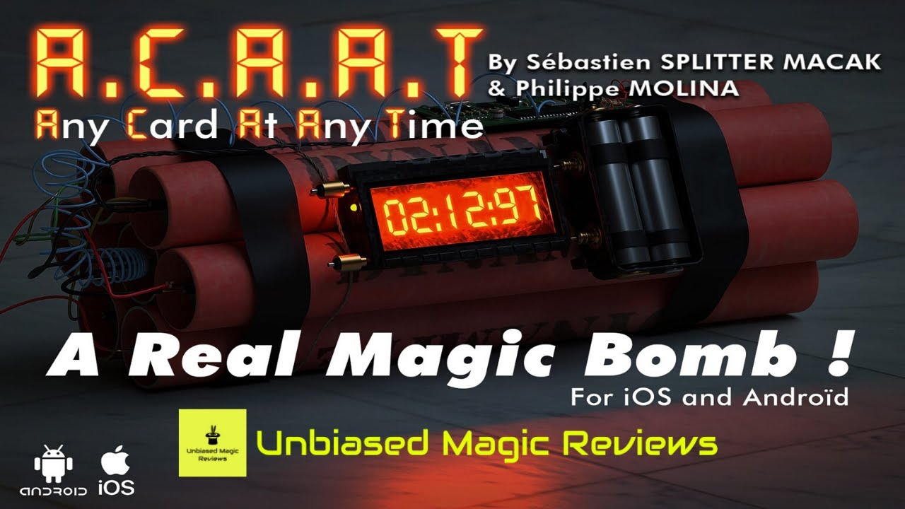 Magic App Review: A.C.A.A.T by Sébastien Macak & Philippe Molina