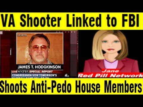 James Hodgkinson FBI Asset Shoots Anti-Pedo Congressmen in VA -Mueller Immunity Deals #Justice4Seth