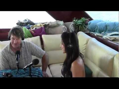 Paula Ramirez & The Talk of San Diego Radio Show Live from The Adventuress 1/18/13