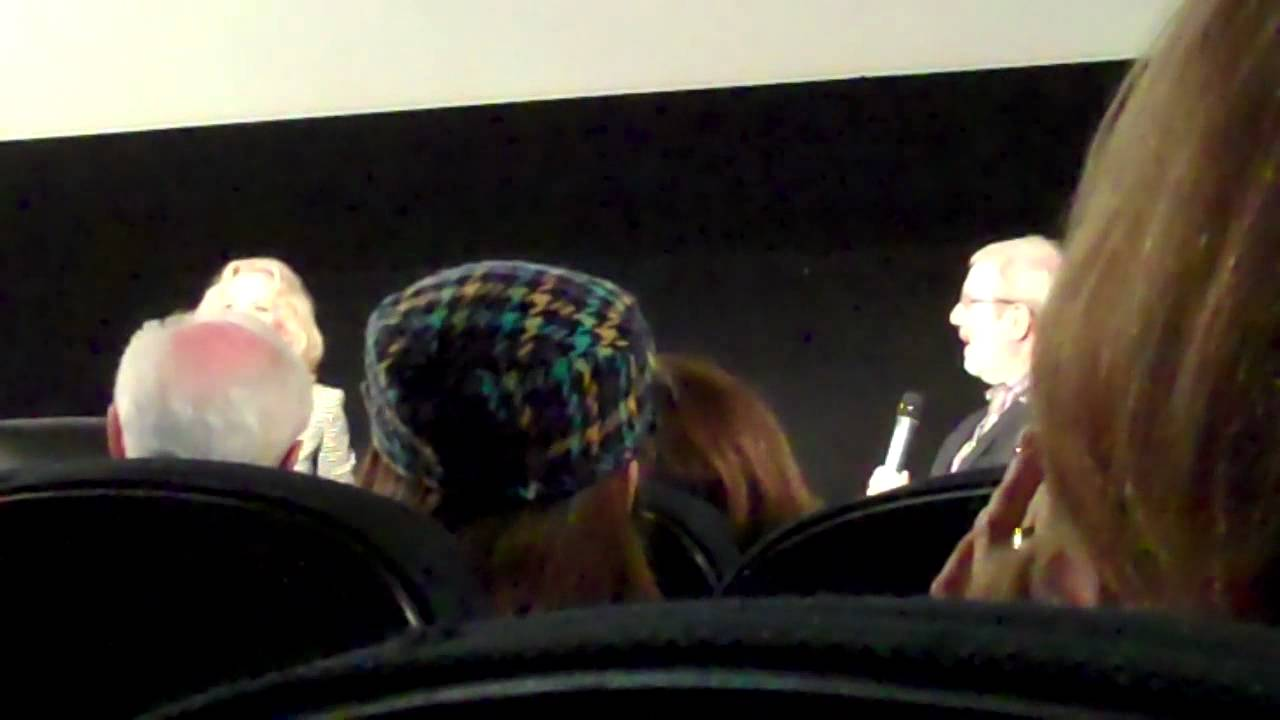 Hayley Mills at the Egyptian Theater 4-30-2011