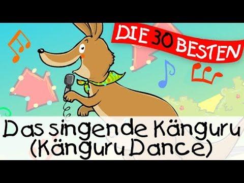 Das singende Känguru (Känguru Dance) - Bewegungslieder zum Mitsingen || Kinderlieder