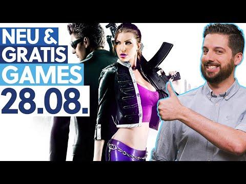 KOSTENLOS Saints Row 3 Remastered & 6 weitere Spiele - Neu & Gratis-Games