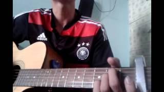 Giấc mơ ngày xưa - guitar