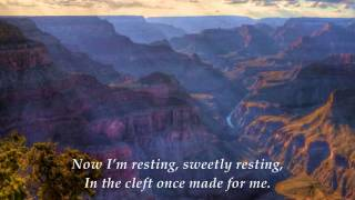 Sweetly Resting (In the Rifted Rock)