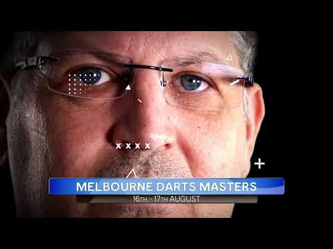 LIVE: Melbourne Darts Masters this Fri and Sat