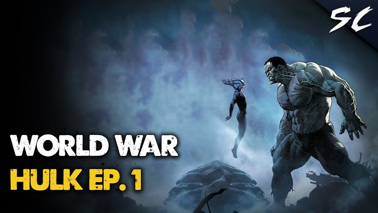 World War Hulk Ep.1 - Return to Home   Marvel Comics in Hindi