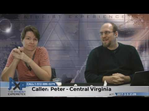 Follow-Up on Near-Death Experiences | Peter - Central Virginia | Atheist Experience 21.09