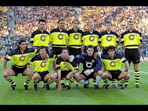 Intercontinental   Cup    1997   Borussia Dortmund   vs   Cruzeiro