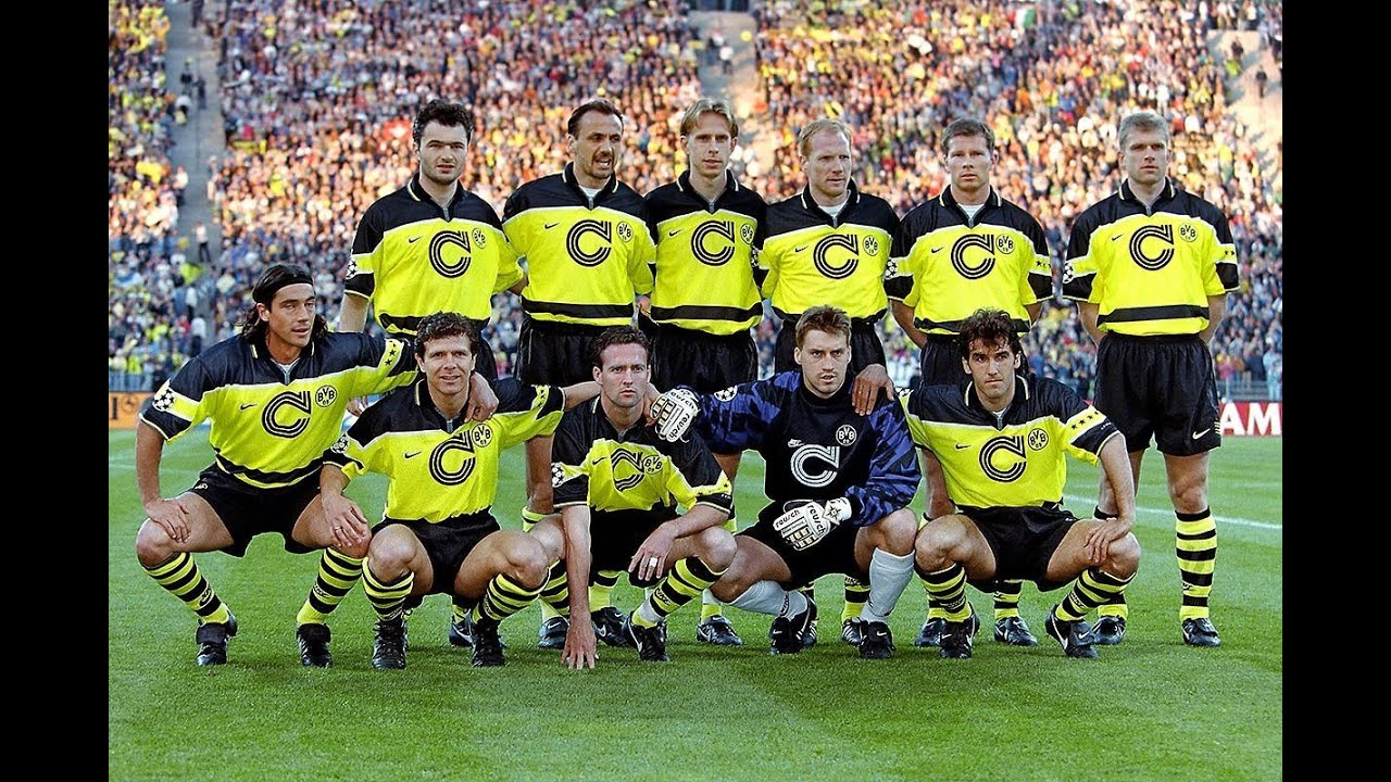 intercontinental cup 1997 borussia dortmund vs cruzeiro. Black Bedroom Furniture Sets. Home Design Ideas