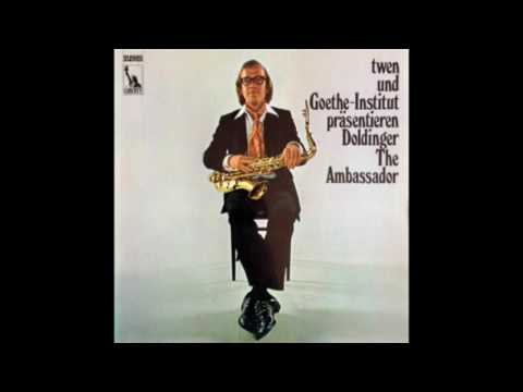 Klaus Doldinger – The Ambassador (1969) [vinyl]