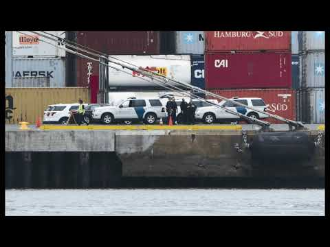 20 TONS Of Cocaine Were Found In Containers Philadelphia Port, Which Is Owned By J P  Morgan