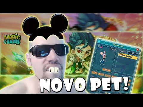 NOVO PET RATO GUARDIÃO | Magic Campus Brasil