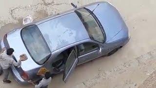 المدرس المتهم بإجبار الطلاب على غسيل سيارته بالسويس يشرح تفاصيل الواقعة