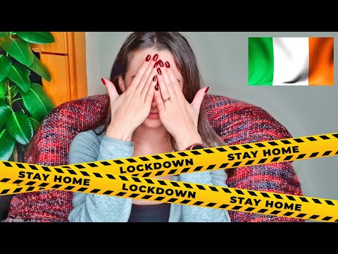 Vlog | Lockdown 2.0 In Ireland | What's Going On Here...