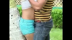 Hot Bangalore Lovers Romance in Park