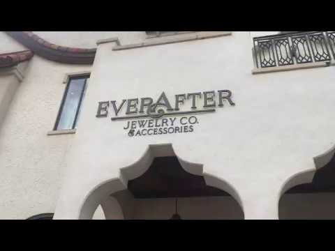 c06e54fcf Ever After Jewelry & Accessories, Disney Springs - YouTube