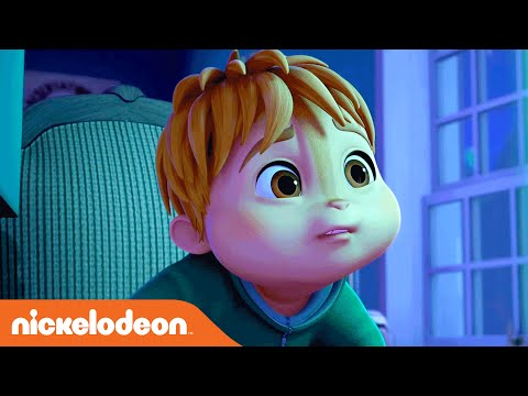 ALVINNN!!! and the Chipmunks | 'Ice Cream Dreams' 🍦 Official Karaoke Video | Nick