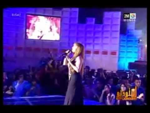 Hélène Ségara  Performances vocales