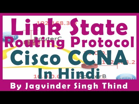 Link state Routing Protocol - Routing Protocol - 15