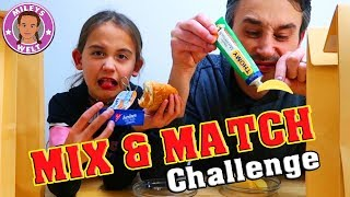 MIX and  MATCH Food Challenge - Mileys Welt