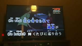 映画【名探偵コナン 紺青の拳】主題歌「BLUE SAPPHIRE」カラオケ
