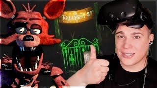 ANIMATRONIKI WRÓCIŁY! -  Five Nights at Freddy's VR: Help Wanted #13