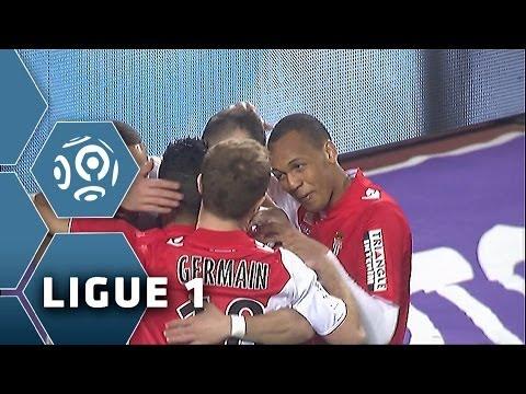 AS Monaco FC - FC Sochaux-Montbéliard (2-1) - 08/03/14 - (ASM-FCSM) - Résumé