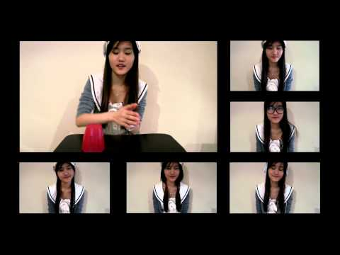 Pitch Perfect - The Cup Song (When I'm Gone) Acapella Cover By Natayi