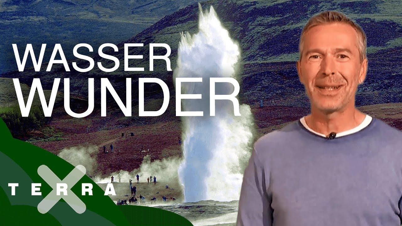 Geysire – so entstehen die faszinierenden Wasserfontänen  | Terra X CC