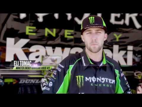 2018 Kawasaki Science of Supercross: Rhythm Sections