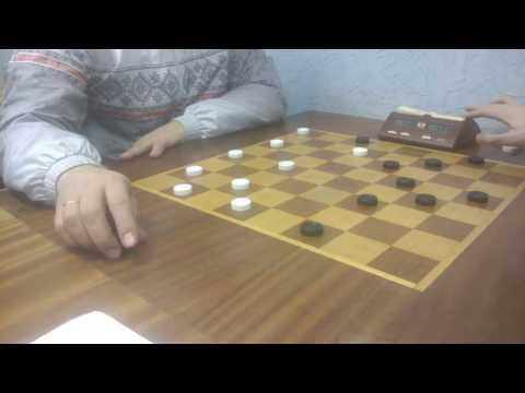 Draughts 64. Game. International Grandmaster Andrei Valiuk vs International Master Artem Ageikin