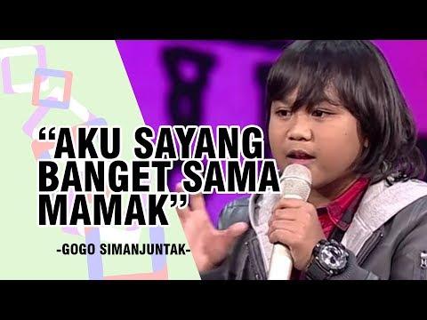 Ibunya Meninggal karena Kanker Serviks, Gogo Peserta Idol Junior: Aku Ikuti Pesan Mama sampai Juara