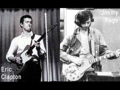 Eric Clapton & Jimmy Page - Miles Road (1965) (Audio Only)