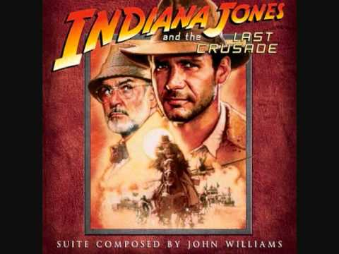Indiana Jones and The Last Crusade 19. Finale & End Credits