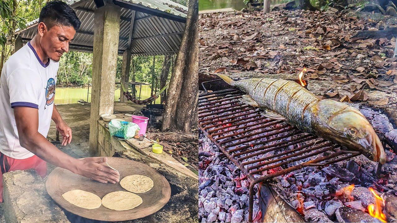 Robalo Asado y Cocina Tradicional de Guatemala