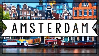 TRAVELING TO AMSTERDAM! (The Netherlands)