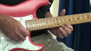 Loving You. Minnie Riperton guitar instro cover. Phil McGarrick