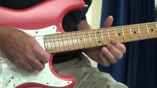Loving You. Minnie Riperton guitar instro cover. Phil McGarrick