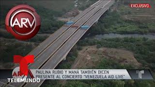Nacho habló de los preparativos de Venezuela Aid Live | Al Rojo Vivo | Telemundo