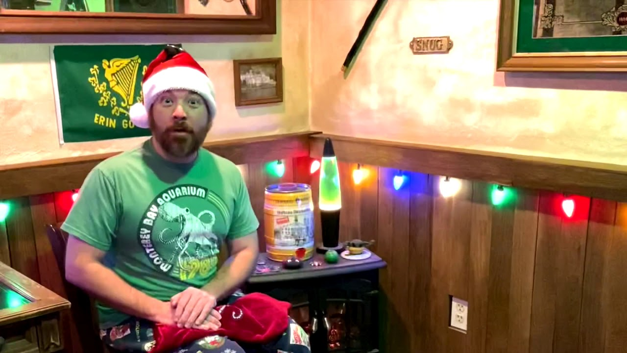 24 Beers of Christmas! Day #1 (2020) Almanac Beer Co. Bunny Hill review!