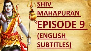 Shiv Mahapuran with English Subtitles - Episode 9 I Prayag ~ Yagya