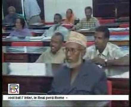 Radio and TV Djibouti - Journal en Somali Fevrier 20, 2008